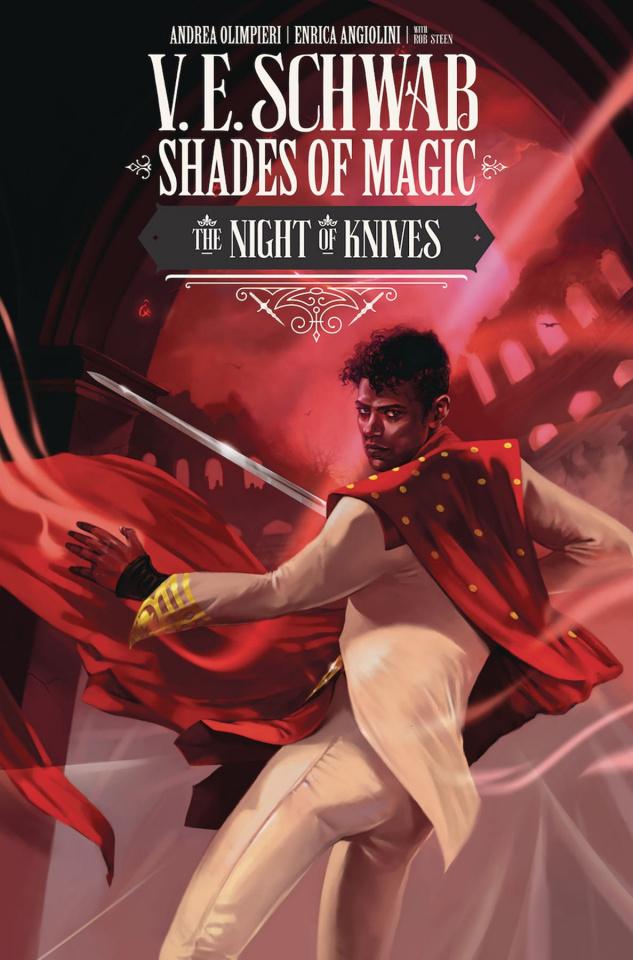 Shades of Magic #6 (Olimpieri Cover)
