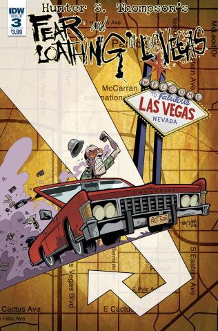 Fear and Loathing in Las Vegas #3