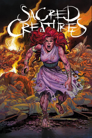 Sacred Creatures #6 (Janson Cover)