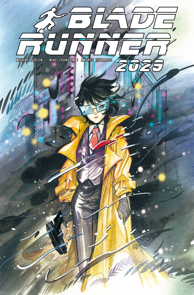 Blade Runner 2029 #3 (Momoko Cover)