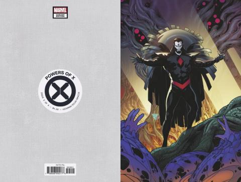 Powers of X #5 (Silva Virgin Cover)