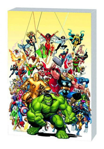 Avengers Assemble: The History of Earth's Greatest Heroes