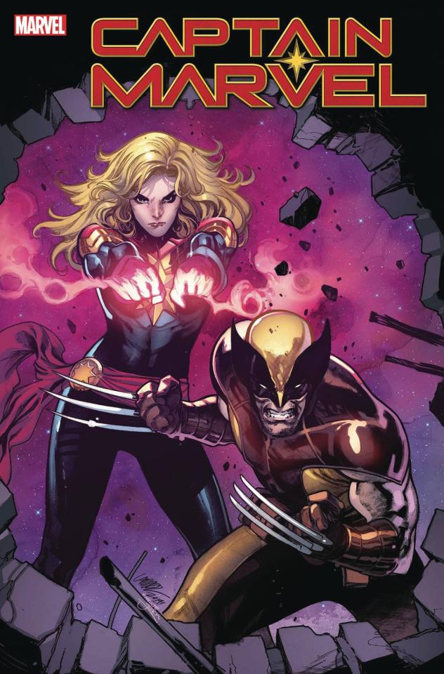 Captain Marvel #17