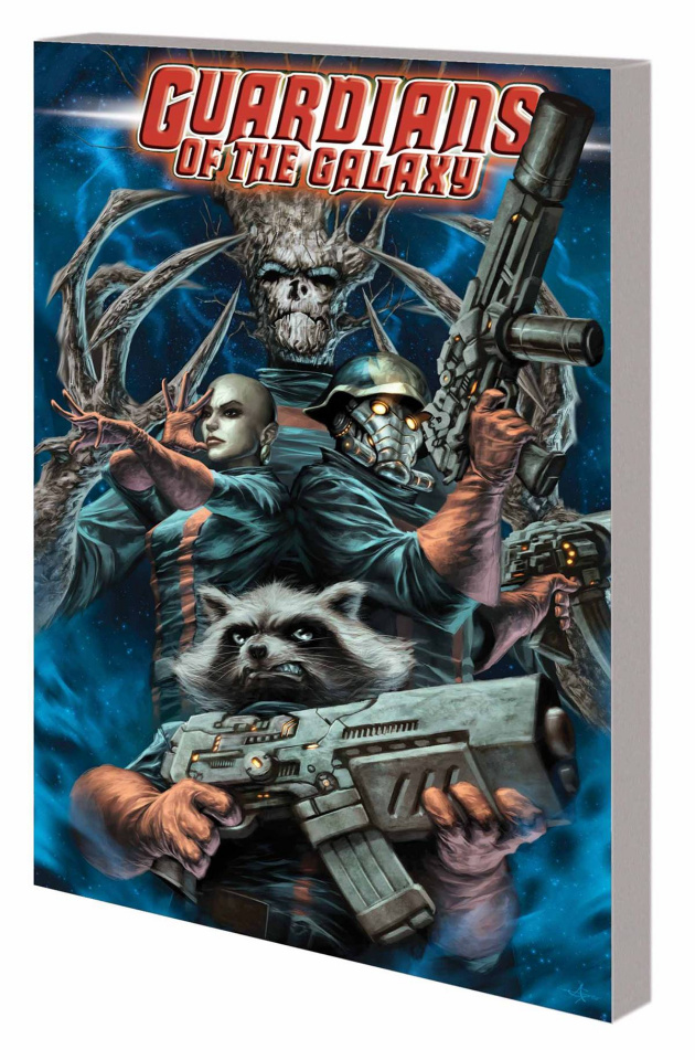 Guardians of the Galaxy by Abnett and Lanning Vol. 2