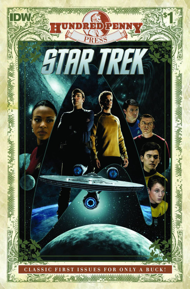 Star Trek #1 (100 Penny Press)