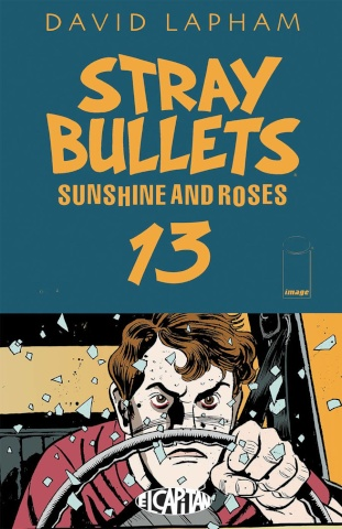 Stray Bullets: Sunshine and Roses #13