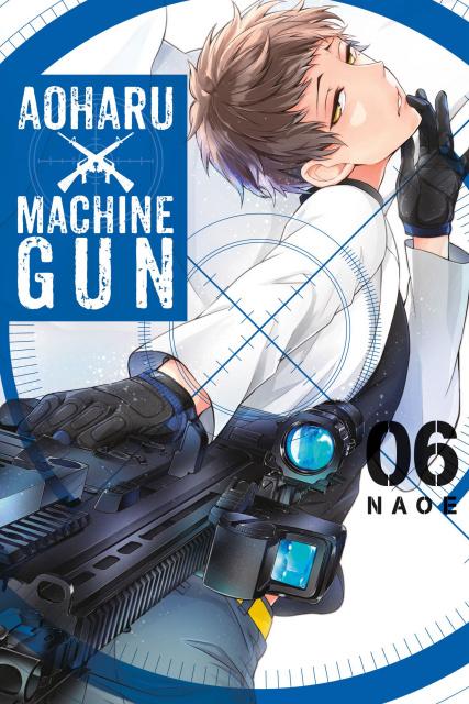 Aoharu X Machinegun Vol. 6
