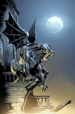 Grimm Fairy Tales #8 (Otero Cover)