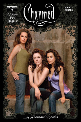 Charmed #1 (Group Photo Cover)