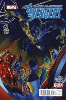 All-New All-Different Avengers #2 (Ross 2nd Printing)