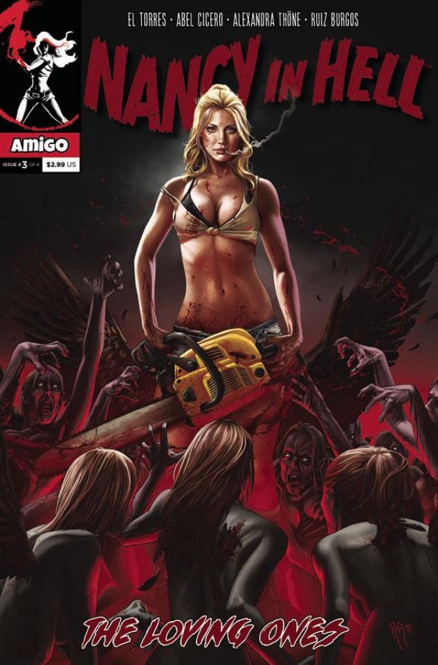 Nancy in Hell #3