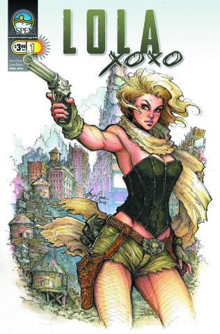 Lola XOXO #1 (Cover A)