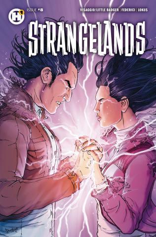 Strangelands #8