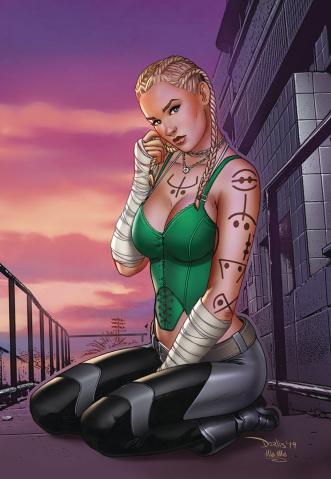 Gretel #5 (Santacruz Cover)