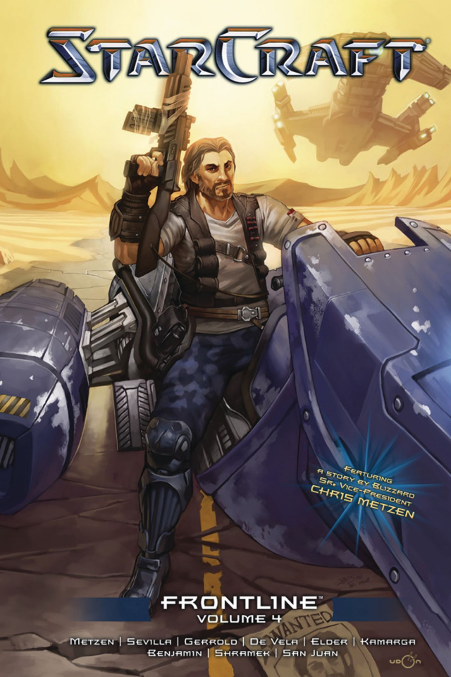 Starcraft: Frontline Vol. 3