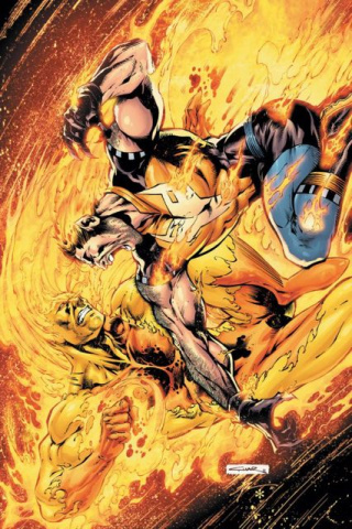 The Legion of Super Heroes #13