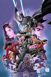 Batman and Robin Eternal #26