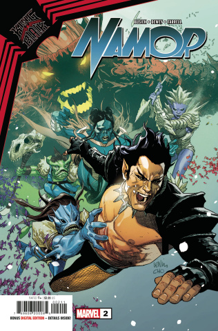 King in Black: Namor #2