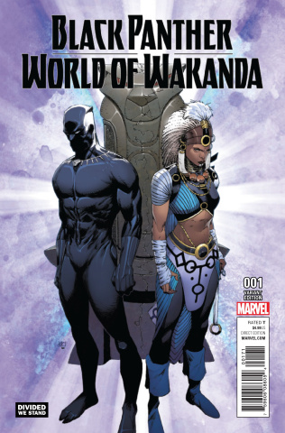 Black Panther: World of Wakanda #1 (Divided We Stand Cover)