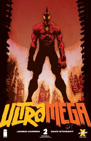 Ultramega #2 (Harren 2nd Printing)