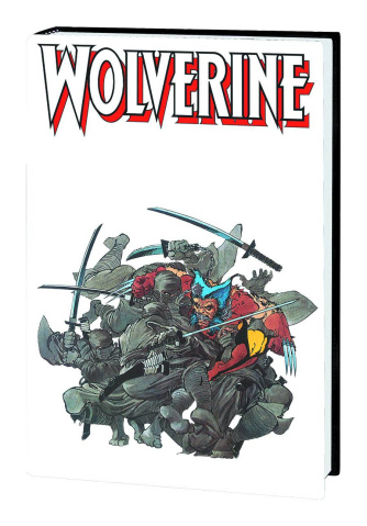 Wolverine by Claremont and Miller