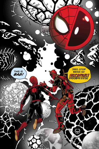 Spider-Man / Deadpool #43