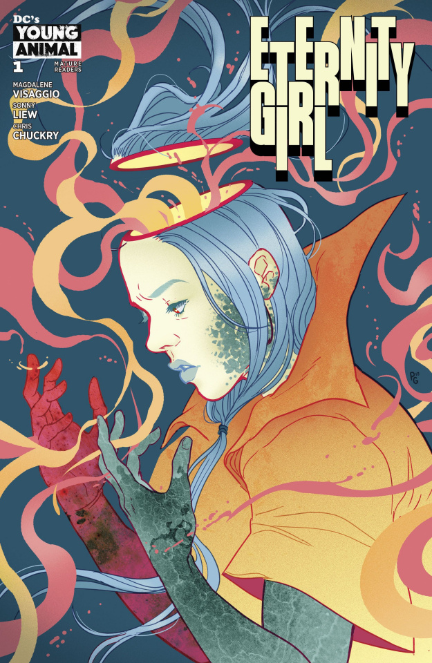 Eternity Girl #1 (Variant Cover)