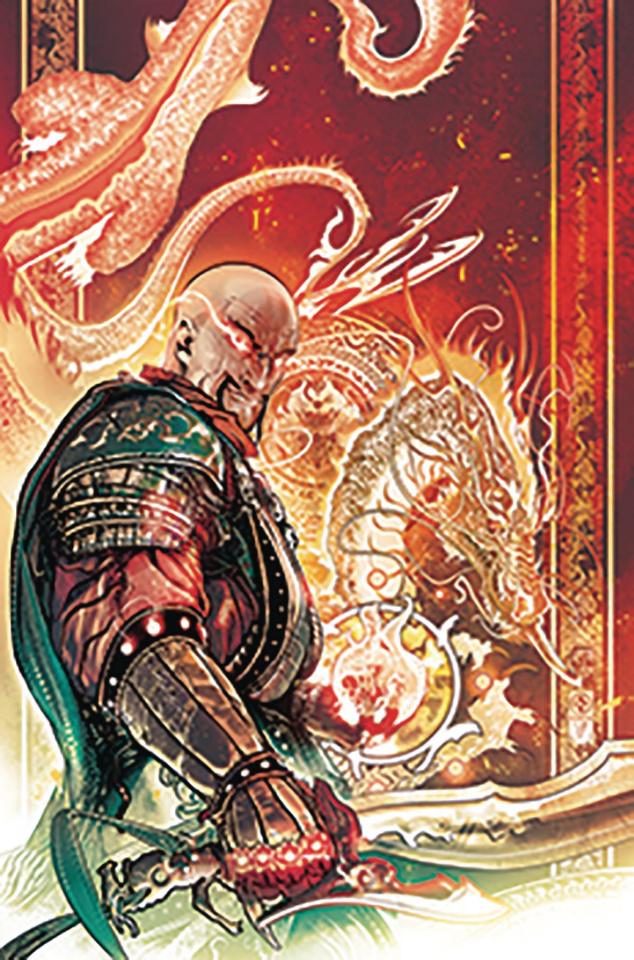 Shang #1 (Colapietro Cover)