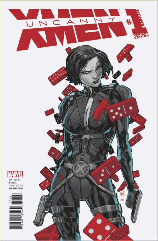 Uncanny X-Men Annual #1 (Lashley Cover)