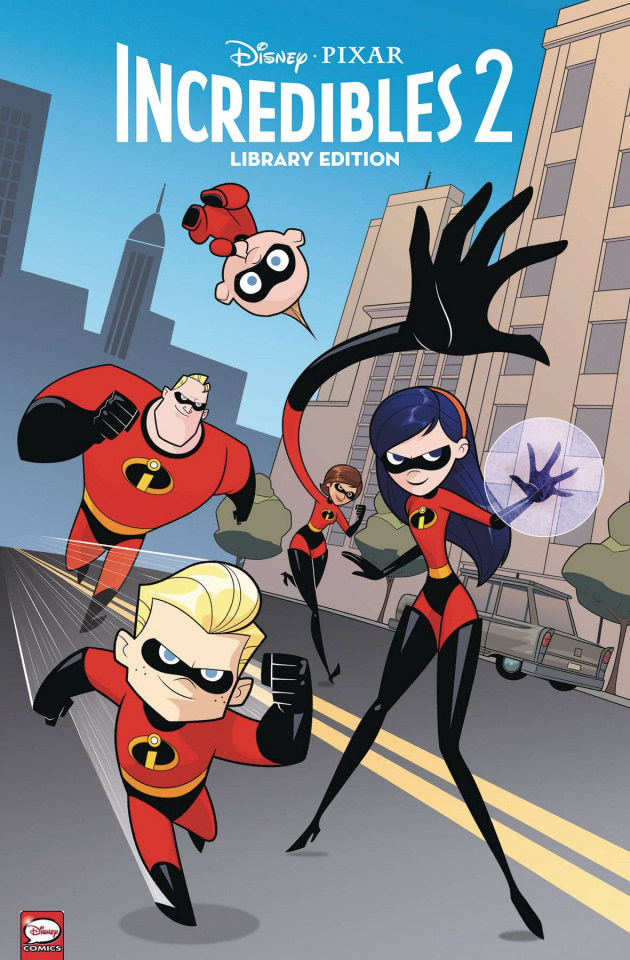 The Incredibles 2 (Library Edition)