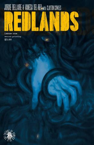 Redlands #1 (2nd Printing)