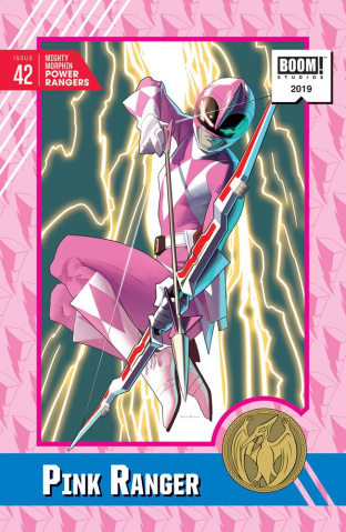 Mighty Morphin' Power Rangers #42 (20 Copy Anka Cover)