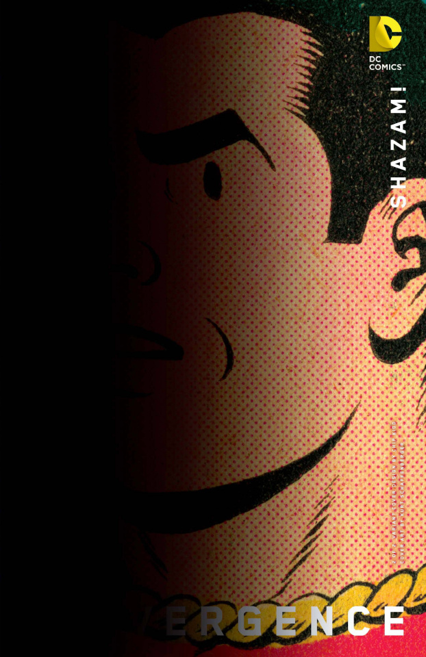Convergence: Shazam! #2 (Chip Kidd Cover)