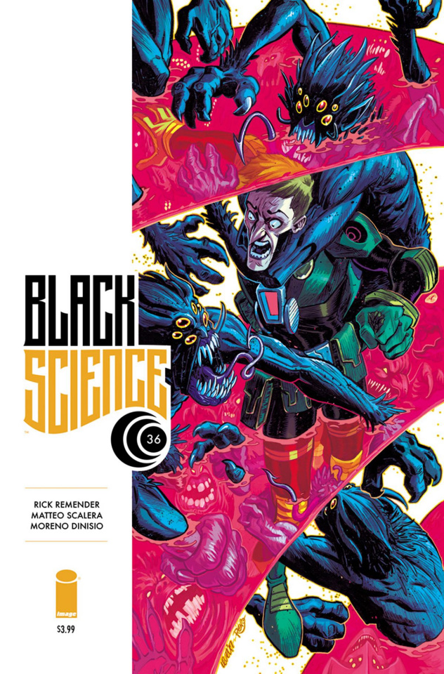 Black Science #36 (Level Cover)