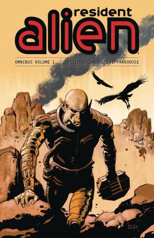 Resident Alien Vol. 1 (Omnibus)