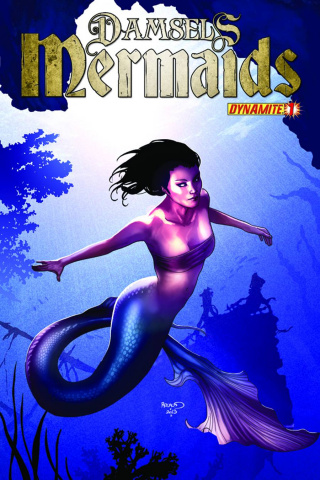 Damsels: Mermaids #1 (Renaud Cover)
