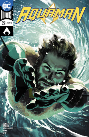 Aquaman #35 (Variant Cover)