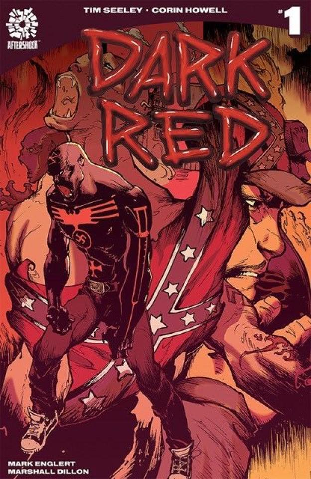 Dark Red #1 (Free Stroman 10 Copy Cover)