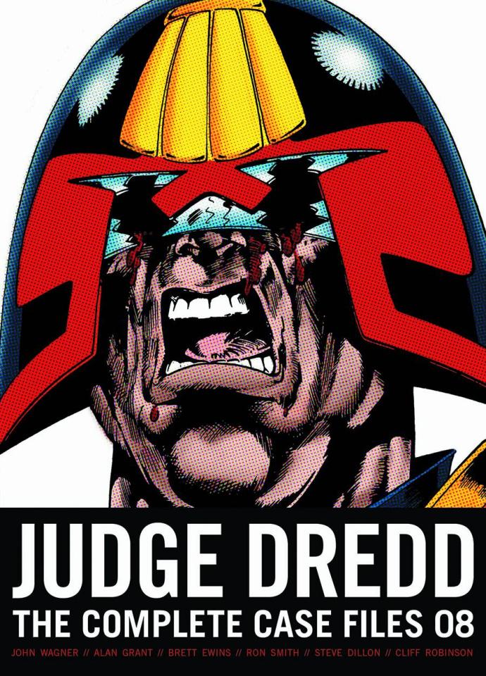 Judge Dredd: The Complete Case Files Vol. 8