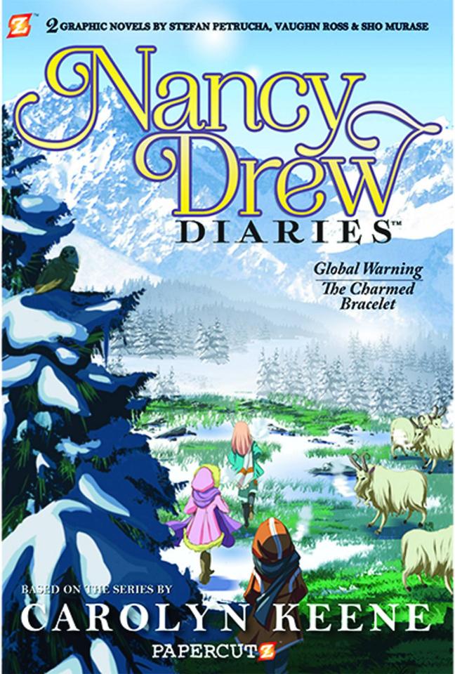 Nancy Drew Diaries Vol. 4