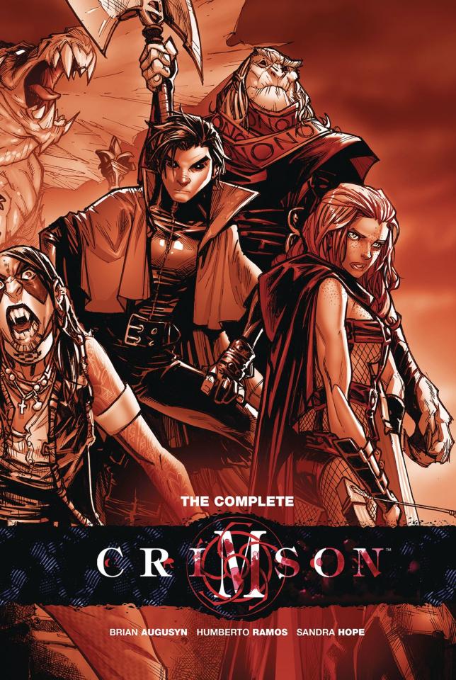 The Complete Crimson (Omnibus)