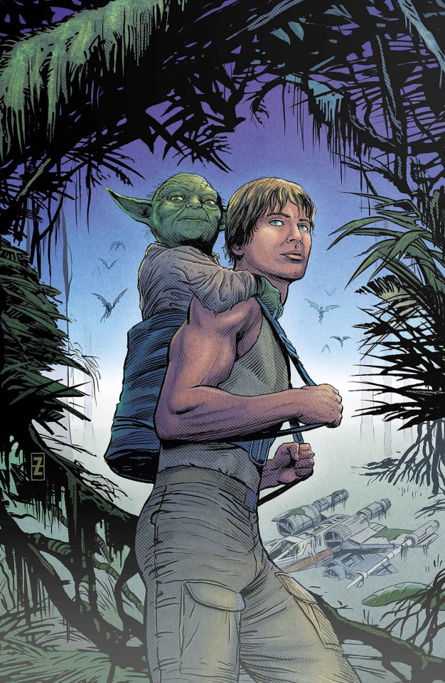 Star Wars: Age of Resistance Special #1 (Zircher Greatest Moments Cover)