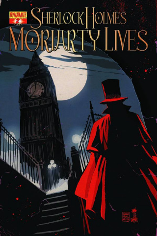 Sherlock Holmes: Moriarty Lives #2