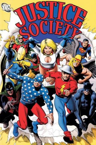 Showcase Presents: All Star Comics Vol. 1: Justice Society