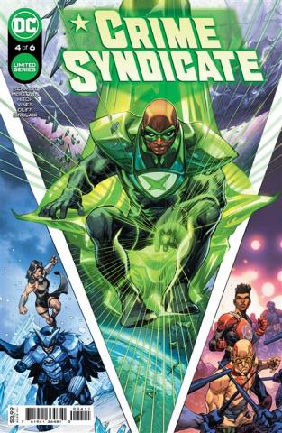 Crime Syndicate #4 (Howard Porter Cover)