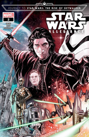 Journey to Star Wars: The Rise of Skywalker - Allegiance #2