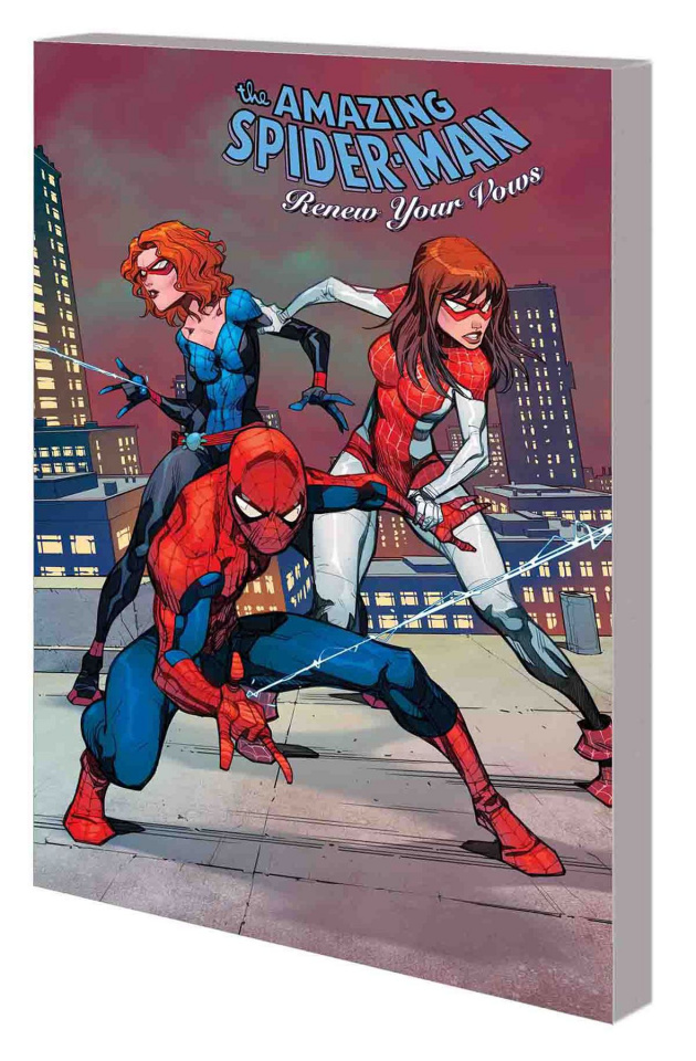 The Amazing Spider-Man: Renew Your Vows Vol. 4