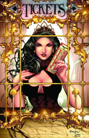 Grimm Fairy Tales: Wonderland #13 (Franchesco Cover)