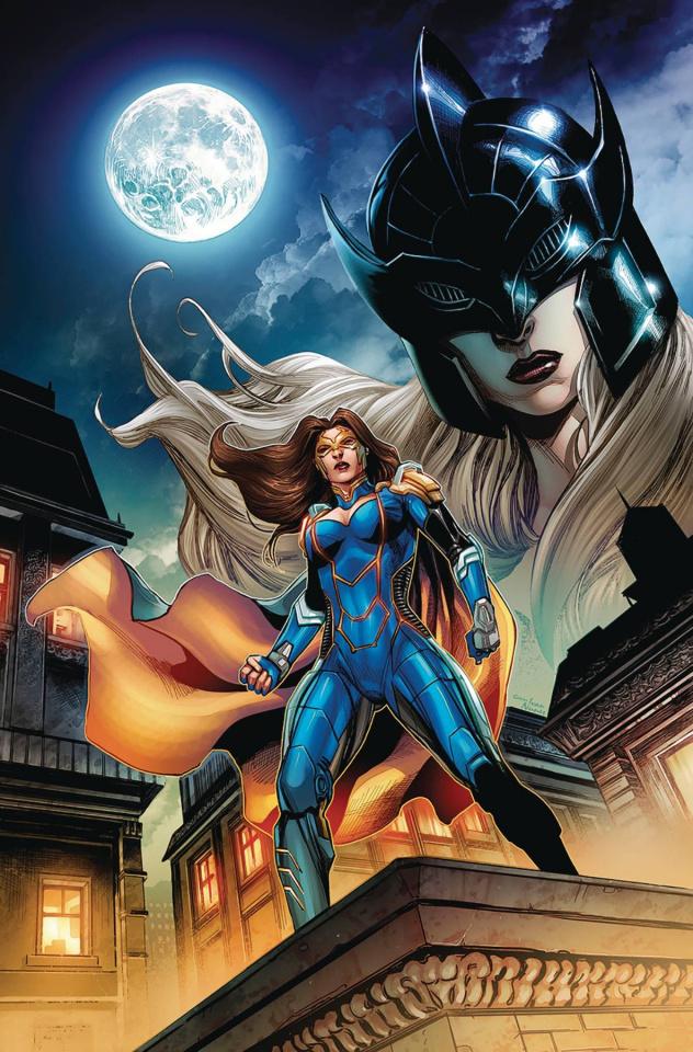 Belle vs. The Black Knight #1 (Coccolo Cover)