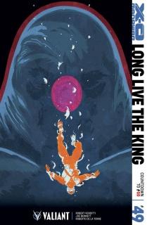 X-O Manowar #49 (Kano Cover)
